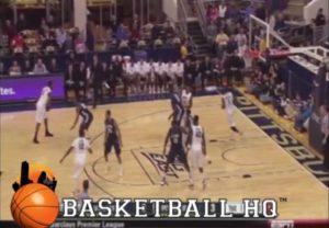 ピッツバーグ大学:ボックスセット・フレアスクリーン・バックスクリーン・ダウンスクリーン・ベースラインダブルプレー (2011-2012シーズン)